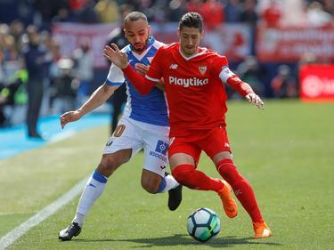 Durch die Niederlage könnte der FC Sevilla aus den Europapokalrängen rutschen