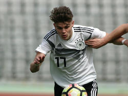 Oliver Batista Meier erzielte das 1:0 gegen Griechenland