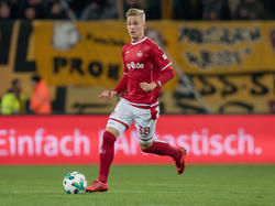 Nils Seufert wechselt nach Bielefeld