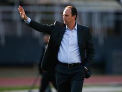 Rogerio Ceni wurde nach nur sechs Monaten beim FC São Paulo beurlaubt