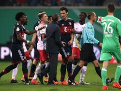 Handy-Affäre: DFB stellt Verfahren gegen Rangnick ein