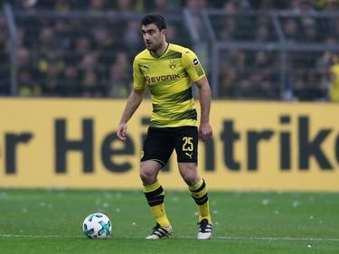 Sokratis machte in dieser Saison bereits 41 Pflichtspiele für Borussia Dortmund