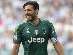 Gianluigi Buffon hat immer noch nicht genug