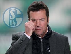 Lothar Matthäus geht mit der Kaderplanung auf Schalke hart ins Gericht