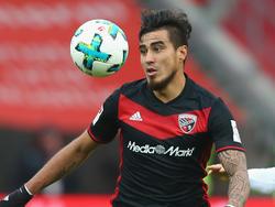 Dario Lezcano traf zum späten Ausgleich gegen Kaiserslautern