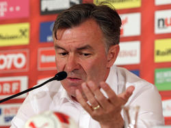 Viel Lob von ÖFB-Sportchef Willi Ruttensteiner