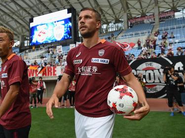 Kehrt Lukas Podolski eines Tages zum 1. FC Köln zurück?
