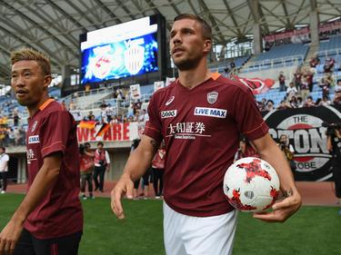 Lukas Podolski wurde von der PETA kontaktiert