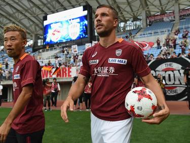 Lukas Podolski fordert ein Umdenken in der Talentförderung