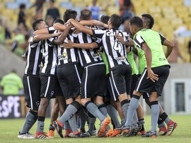 Botafogo celebra el último título conseguido: el torneo carioca. (Foto: Imago)