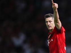 Wechselt Robert Lewandowski doch vom FC Bayern München zu Real Madrid?