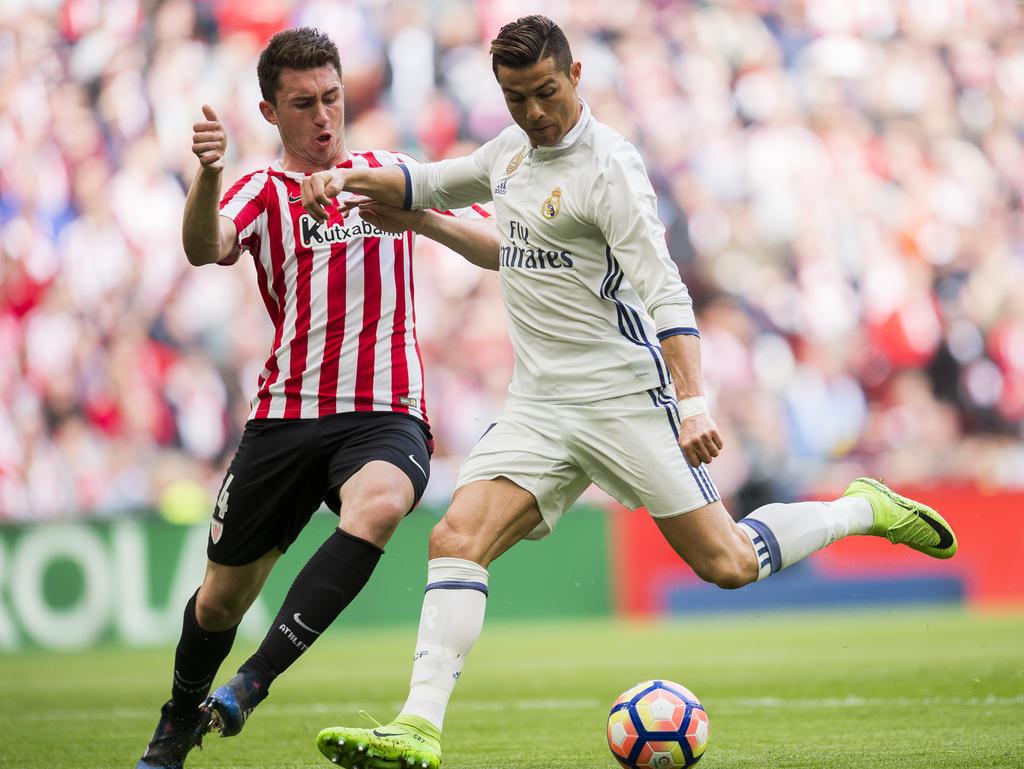 CR7 und Real Madrid haben einen wichtigen Sieg in Bilbao gefeiert
