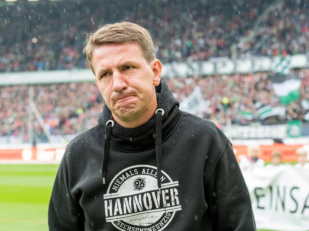 Daniel Stendel wurde bei Hannover 96 abgesägt