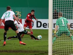 Lex (M.) erzielte das 2:1 für Ingolstadt