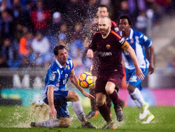 Iniesta ha recibido una oferta mareante del fútbol chino. (Foto: Getty)