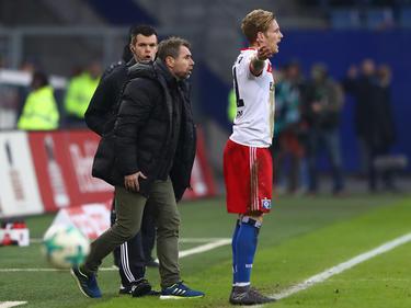 Der Hamburger SV ist gegen Werder Bremen zum Siegen verdammt