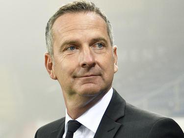 Coach Dominik Thalhammer nimmt Gegner Serbien ernst