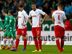 RB Leipzig sucht einen Weg aus der Krise