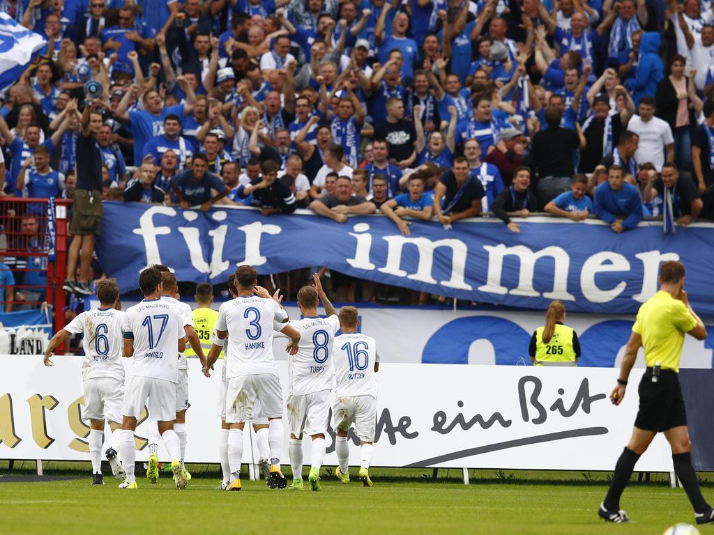 Der 1. FC Magdeburg hat nun über 5000 Mitglieder