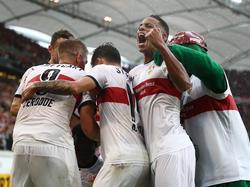 Der VfB bleibt im eigenen Stadion eine Macht