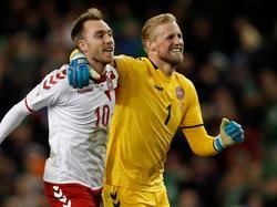 El conjunto danés también tiene su billete para el Mundial. (Foto: Getty)