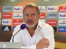 Thorsten Fink vertraut auf die violette Europacupstärke