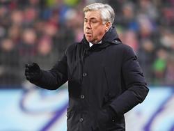 """Carlo Ancelotti hat für seinen """"Stinkefinger"""" viel Zuspruch geerntet"""