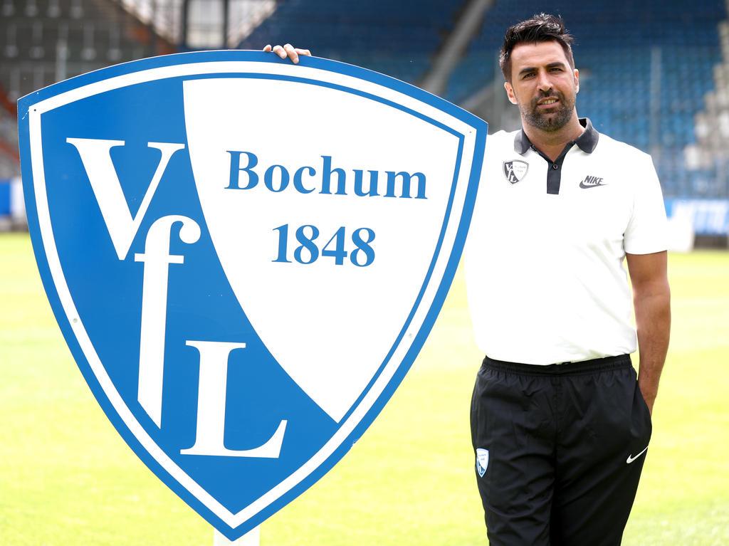 Ismail Atalan feiert gelungenen Einstand beim VfL Bochum