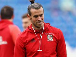 Gareth Bale muss bei der WM zuschauen