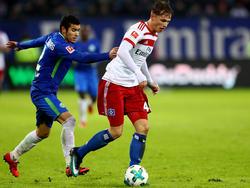 Jann-Fiete Arp steht beim HSV im Fokus