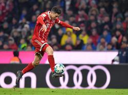 Robert Lewandowski beim FC Bayern München offenbar unverkäuflich