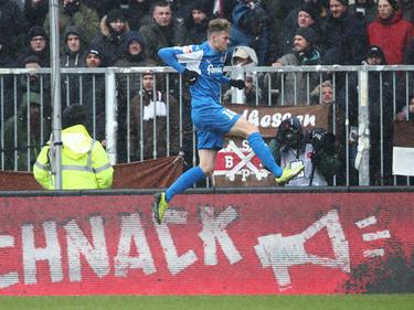 Marvin Ducksch könnte bald das Trikot von Fortuna Düsseldorf tragen