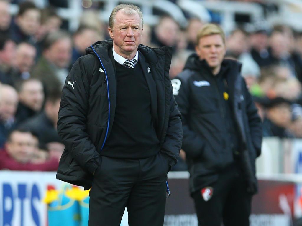 Steve McClaren arbeitete zuletzt unter anderem in Newcastle