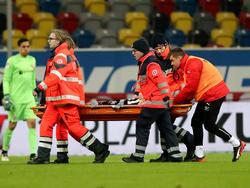Philipp Klingmann erlitt bei einem Zusammenprall einen Schädelbruch