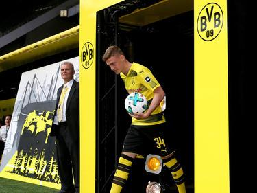 Jacob Bruun Larsen spielt in der kommenden Saison wieder beim BVB