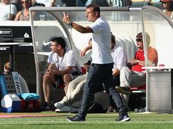 Markus Weinzierl ist seit dem Sommer Trainer auf Schalke