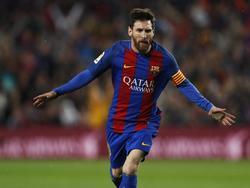 Messi estuvo soberbio de nuevo y fue clave para su equipo. (Foto: Imago)