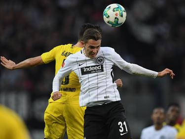 Branimir Hrgota spielt seit 2016 für Eintracht Frankfurt