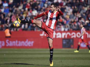 Stuani anotó el único tanto del encuentro ante el Getafe. (Foto: Imago)