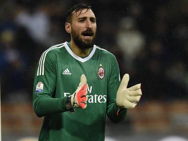 Antonio Donnarumma avancierte im Mailand-Derby zum Matchwinner