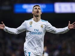 Cristiano Ronaldo ballert Real Madrid derzeit von Sieg zu Sieg