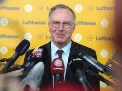 Karl-Heinz Rummenigge sieht den FC Bayern auch im nächsten Jahr in der Erfolgsspur