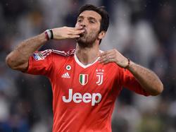 Die Ära von Buffon bei Juventus Turin endet