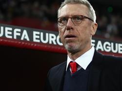 Trifft Peter Stöger auch mit dem BVB auf Arsenal?