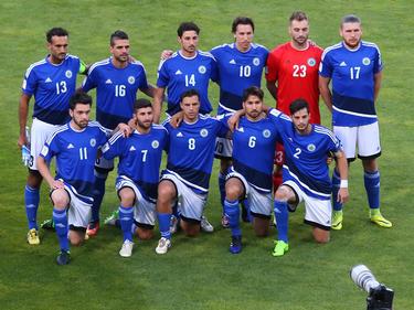 Der deutsche WM-Quali-Gegner San Marino ist zufrieden mit der WM-Quali