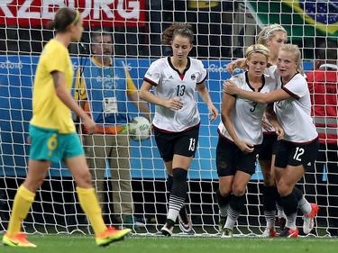 Die DFB-Frauen haben einen Punkt gerettet