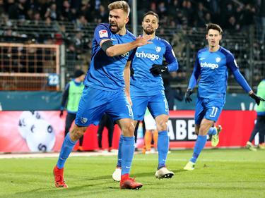 Lukas Hinterseer trifft doppelt für den VfL Bochum