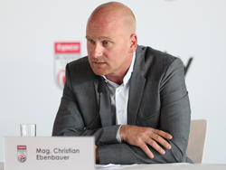 Christian Ebenbauer und die Bundesliga wollen künftige Unklarheiten vermeiden