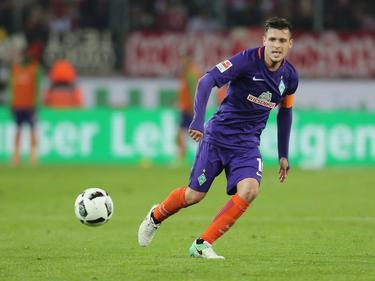 Der Vertrag von Zlatko Junuzović in Bremen läuft noch bis 2018