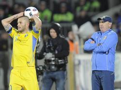Der FK Rostov muss in Zukunft ohne Kurban Berdiyev (r.) auskommen